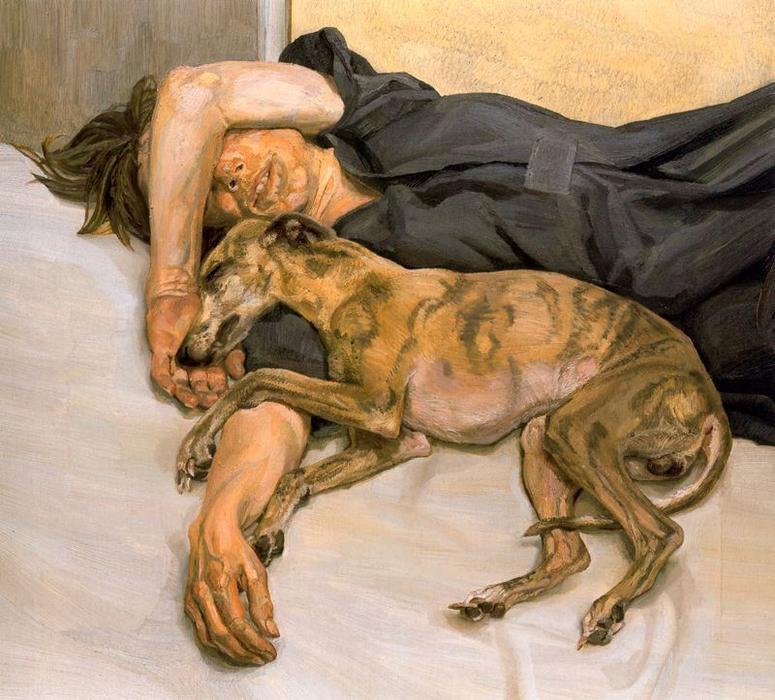 Lucian Freud, biografia, opere e citazioni