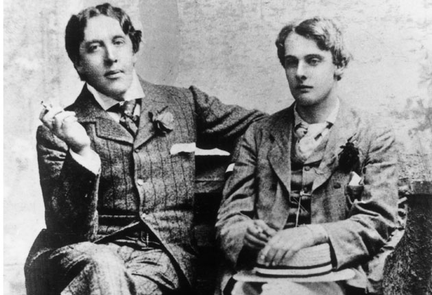 Processo e condanna ai lavori forzati di Oscar Wilde