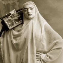 L'universo femminile islamico fotografato da Shadi Ghadirian