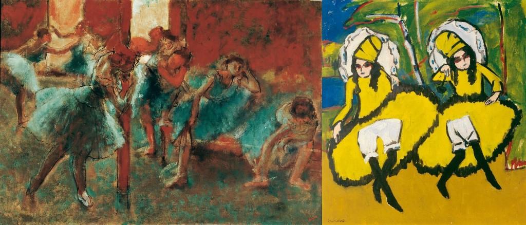 Impressionismo/Espressionismo