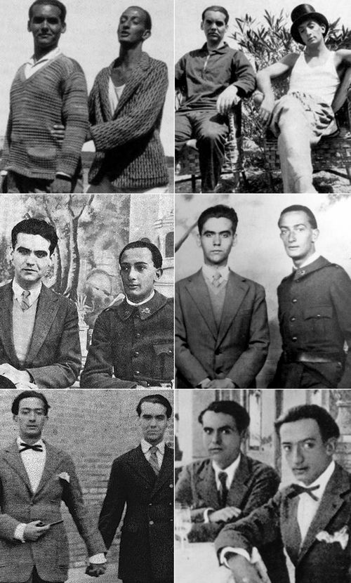 Federico Garcìa Lorca, biografia, poesie e citazioni