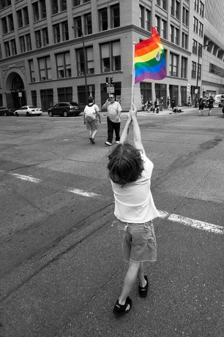 La bandiera gay, significato e storia