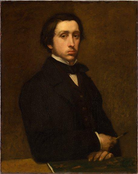 Edgar Degas, biografia, stile e opere