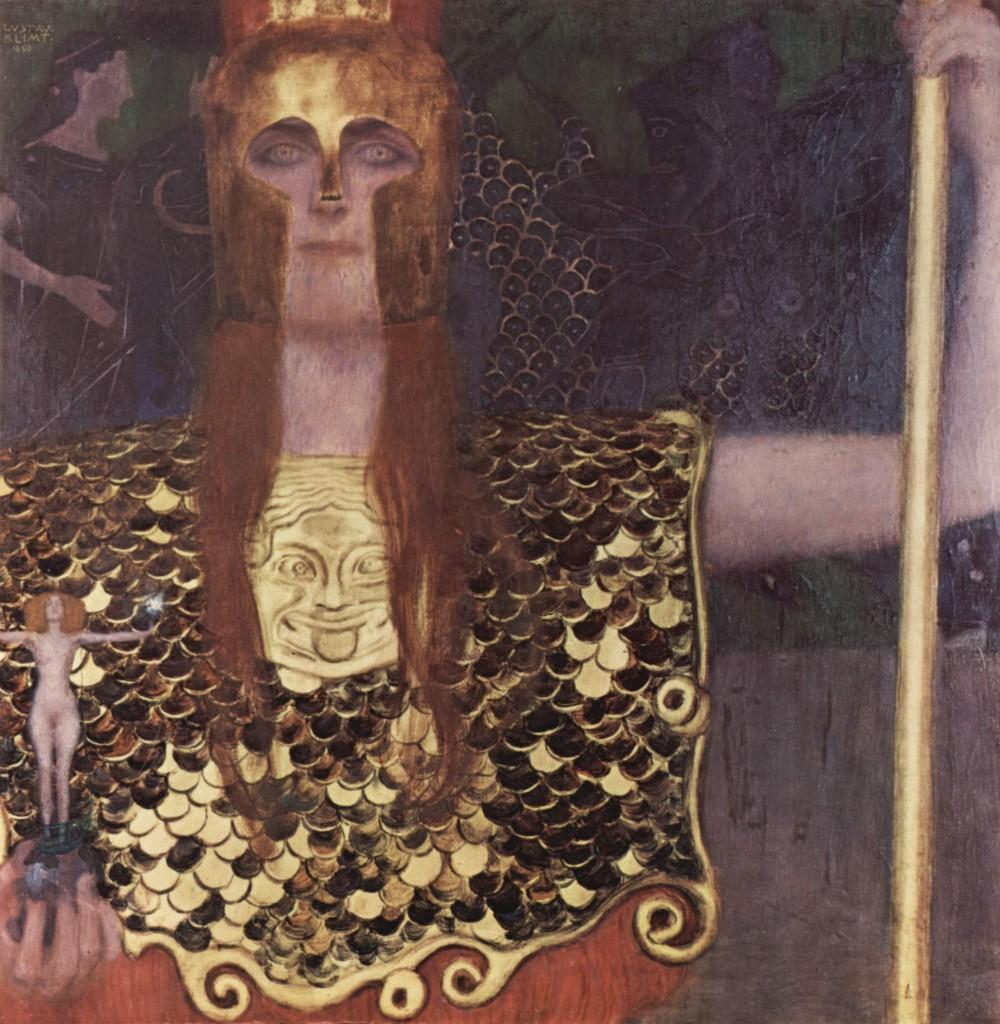"""Pallade Atena"", 1898."