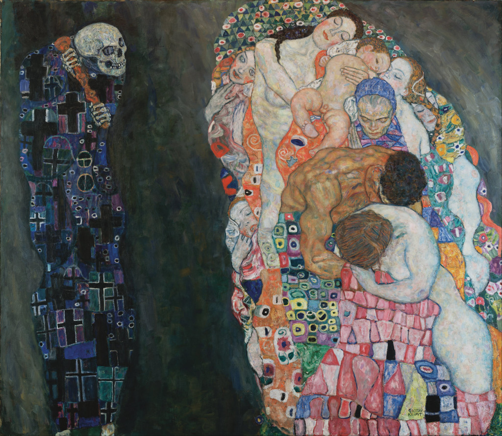 """""""Morte e vita"""", 1916."""