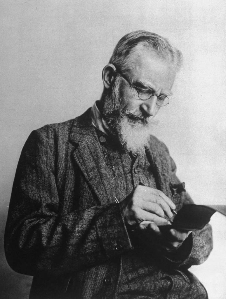 George Bernard Shaw, biografia, opere e pensiero