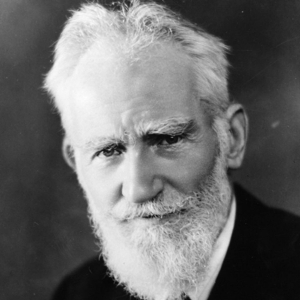 George Bernard Shaw, biografia, pensiero e citazioni