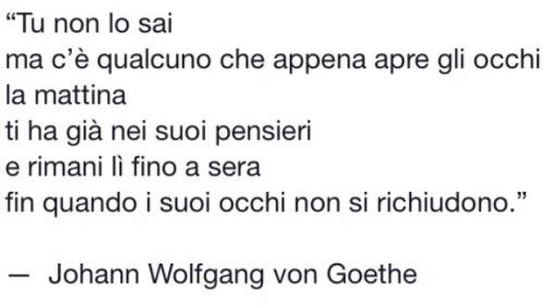 Goethe Goethe Biografia Goethe Opere Goethe Pensiero