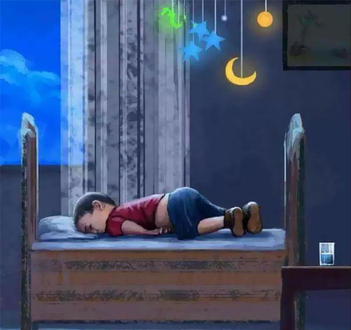 La tragedia del profugo siriano Aylan Kurdi raccontata dagli artisti di tutto il mondo
