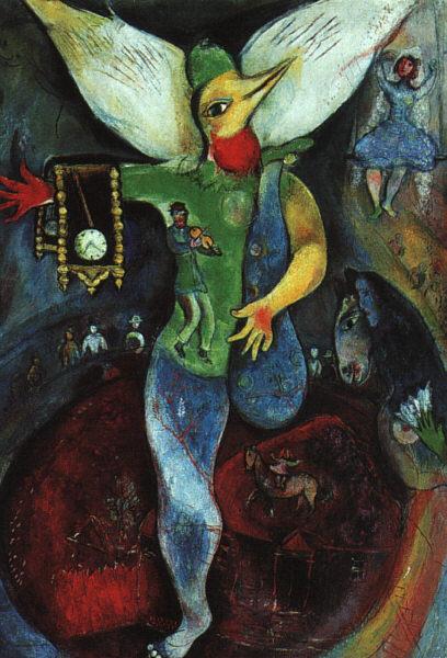 """""""Il giocoliere"""", 1943."""
