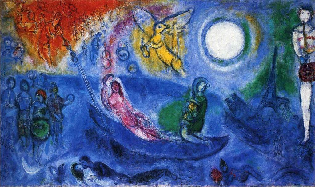 """""""Il concerto"""", 1957."""