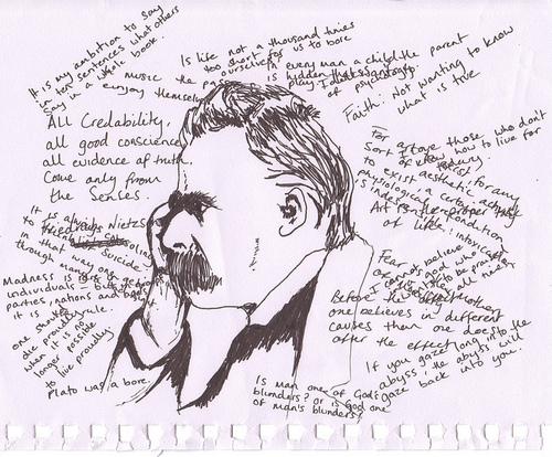Friederich Nietzsche, biografia, pensiero e citazioni