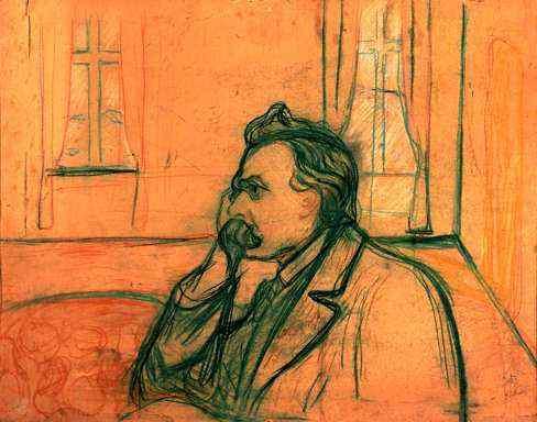 Friederich Nietzsche