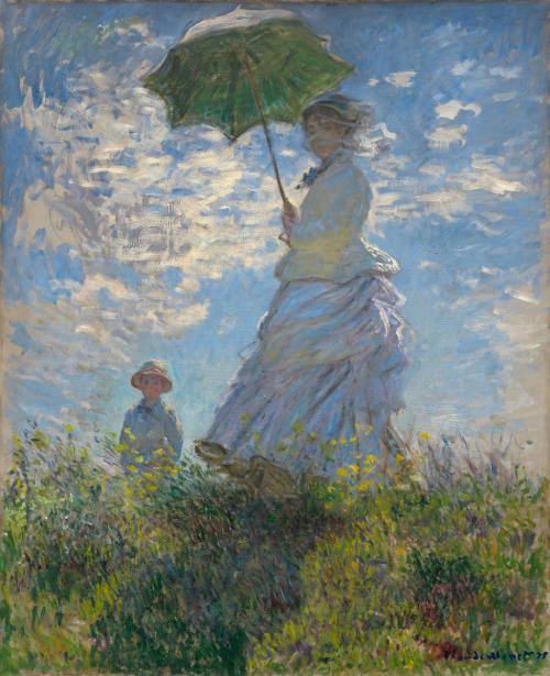 """""""La passeggiata"""", 1875"""
