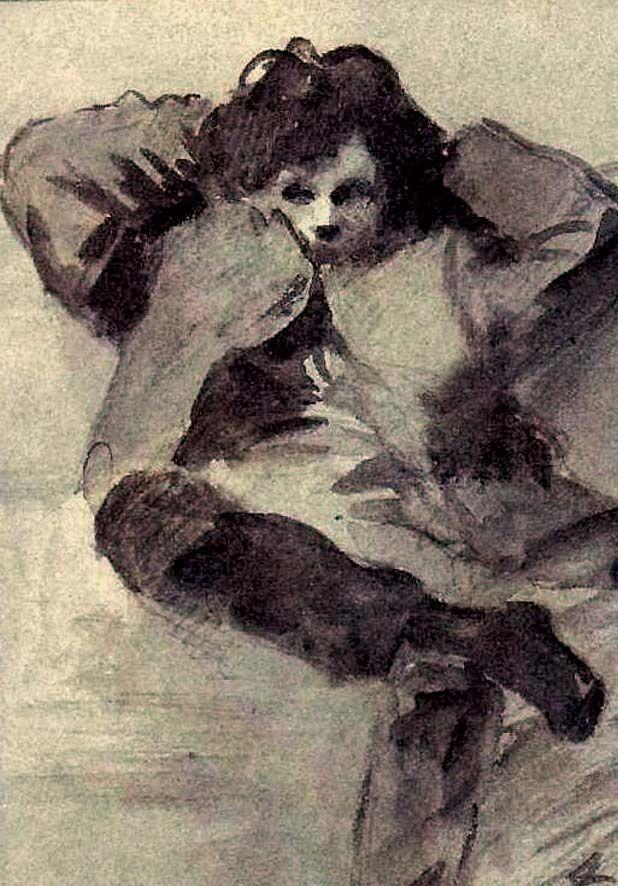 Rimbaud nella visione del pittore francese Jean Louis Forain