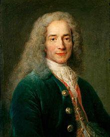 Voltaire ritratto da Nicolas de Largillière, 1724-1725, Institut et Musée Voltaire
