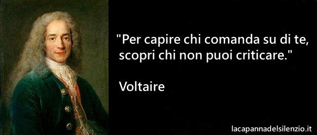 Voltaire Biografia Pensiero E Citazioni