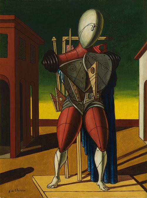 Il Trovatore, 1917 Olio su tela, cm 91 x 57 Collezione privata.
