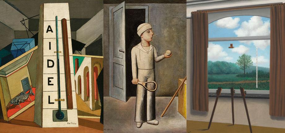 """""""Il sogno di Tobia"""", 1917 Olio su tela, cm 58,5 x 48 Collezione privata"""