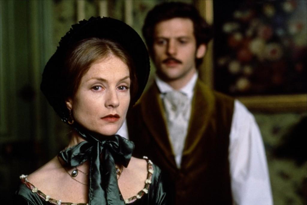 Isabelle Huppert interpreta Emma Bovary nel film di Claude Chabrol del 1991