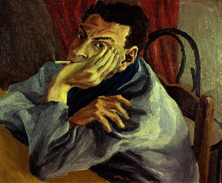 Autoritratto, 1936.