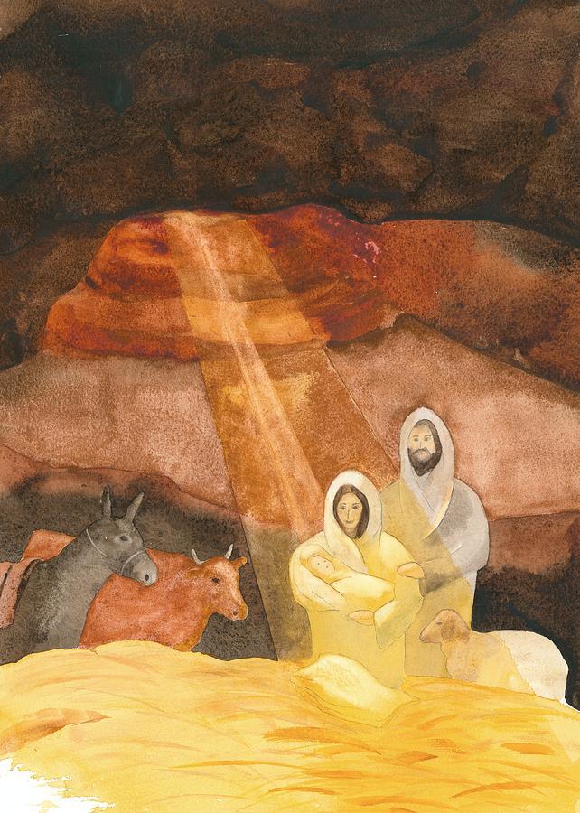 Nativity by John Meng-Frecker.