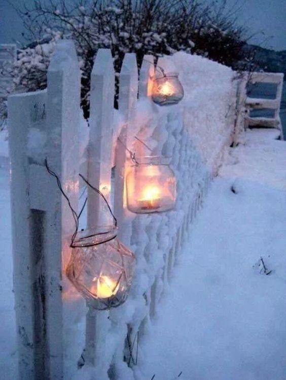 """Winter and candlelight"", Derek Imai Smith."