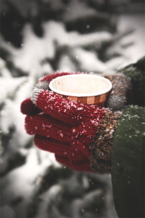 Kar Fotoğrafları.