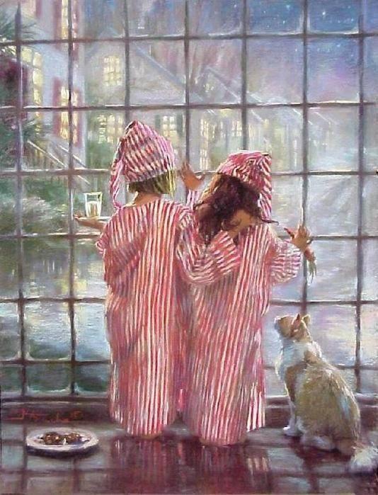 L'inverno è il tempo del conforto, del buon cibo, del tocco di una mano amica e di una chiacchierata accanto al fuoco: è il tempo della casa. _ Edith Sitwell _ Immagine reperita nel web