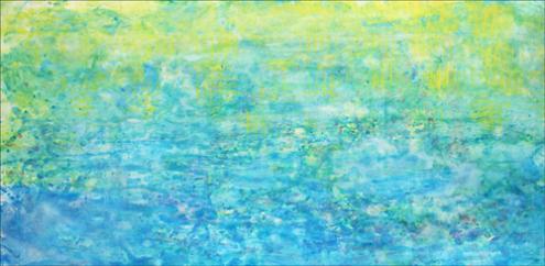"""Sun Dancing"" di Iris Grace."