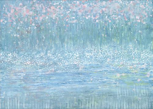 """""""Blossom in the Wind"""" di Iris Grace."""