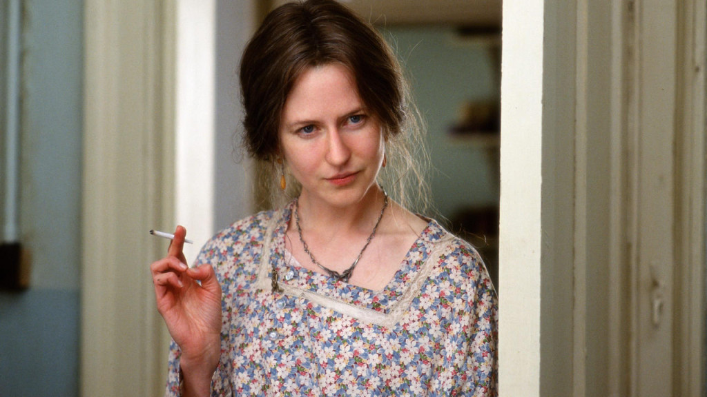 "Nicole Kidman nel ruolo di Virginia Woolf in una scena del film ""The Hours"" del 2002."