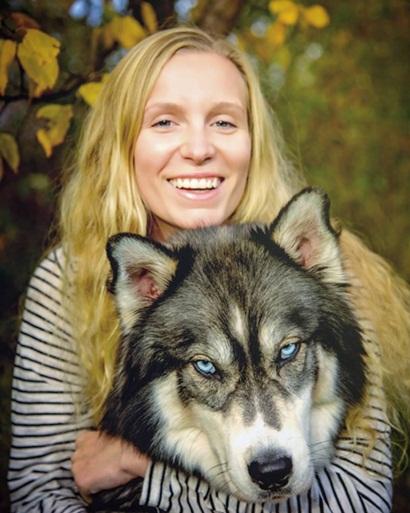 Amanda Tromp e Kyro