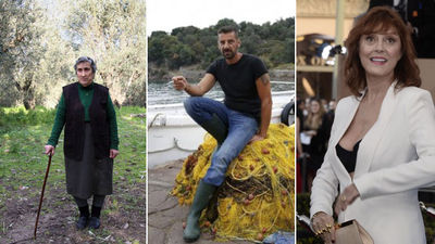 Emilia Kamvisi, Stratis Valiamos e Susan Sarandon sono i nomi indicati simbolicamente per il Nobel per la Pace in rappresentanza degli abitanti greci e di tutti coloro che si sono prodigati per aiutare i profughi.