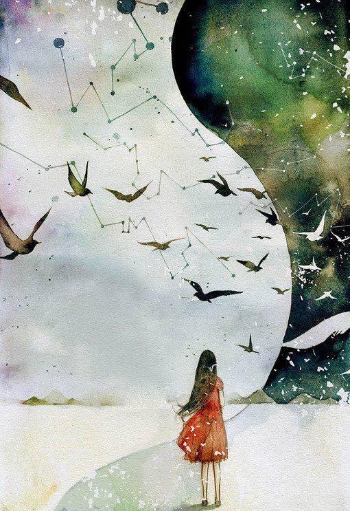Alla fine scoprirai che le cose più leggere son le uniche che il vento non è riuscito a portar via: un ritornello antico, una carezza al momento giusto, lo sfogliare un libro di poesie, l'odore stesso che aveva un giorno il vento _ Mario Quintana _ Immagine reperita nel web.