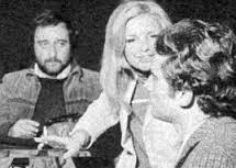 Lucio Dalla insieme a Patti Pravo Luigi Tenco.