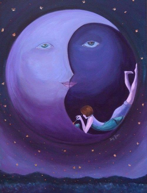 La realtà non arriva mai al grado di perfezione cui può spingersi l'immaginazione. _ Chuck Palahniuk _ Immagine reperita nel web.