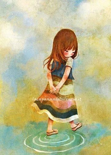 La mia fiducia è come un libro. Mi racconto senza quasi volerlo. Una volta tradita però il capitolo è chiuso e con lui la storia. _ Vincenzo Cannova _ Kim Yoon Hee (SaMo) Art