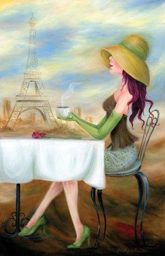 "ll weekend è sopravvalutato, ogni giorno è un giorno buono per vivere. _ Stephen Littleword _ ""Coffee In Paris"" ~ Caroline Fellis"