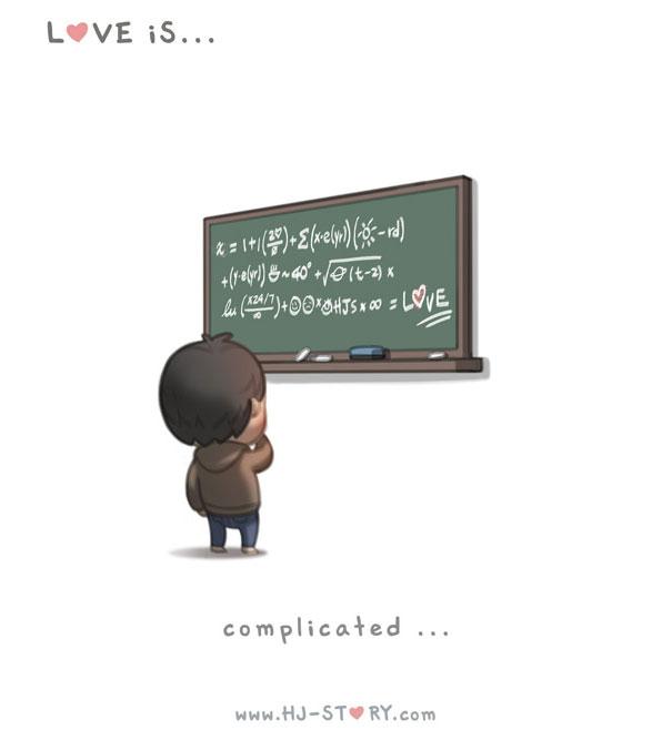 """""""L'amore e... ...complicato."""""""