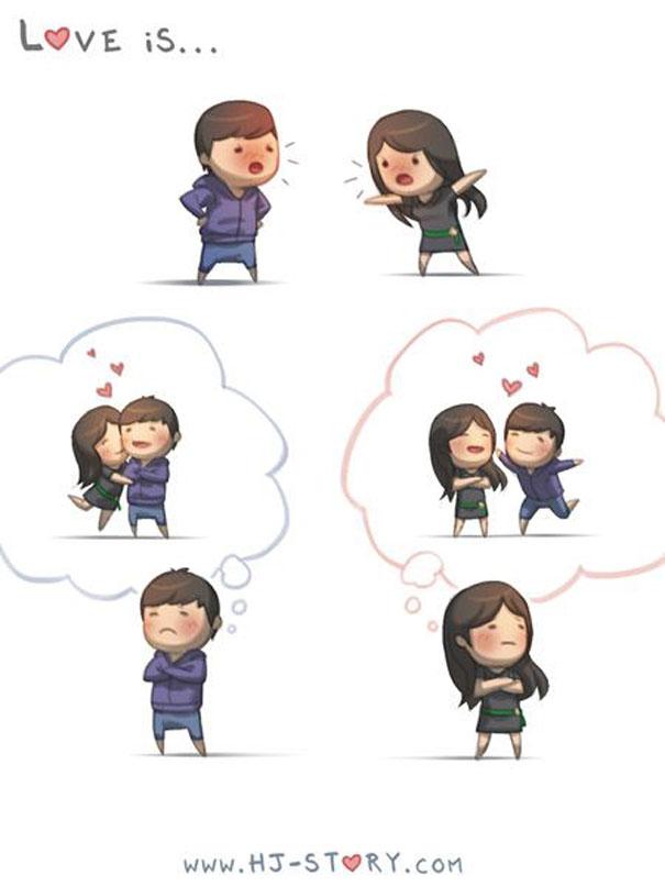 """""""L'amore e'..."""""""