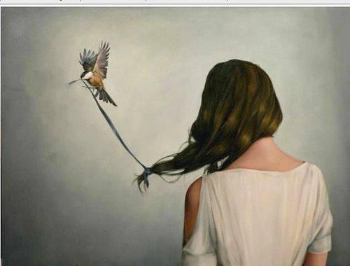 Vi sono caratteri che credono di poter trionfare del mondo ed impossessarsene, e vi sono invece altre poche ma nobilissime anime che preferiscono rinunciarvi e distaccarsene. _ Ludwig Achim von Arnim _ Amy Judd Art