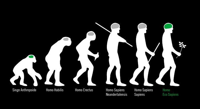 """""""Homo Eco Sapiens - C'è una speranza"""" di Iveta P."""