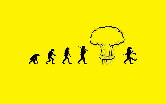 """""""L'evoluzione nucleare"""" di bycentaur"""