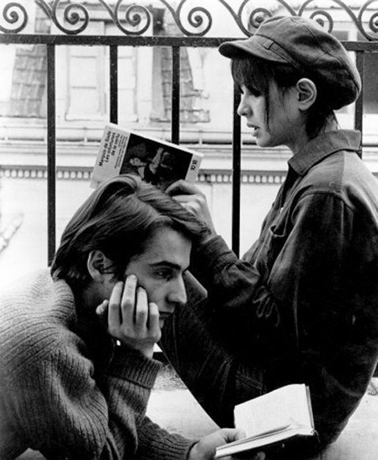 La Chinoise, 1967, de Jean-Luc Godard.