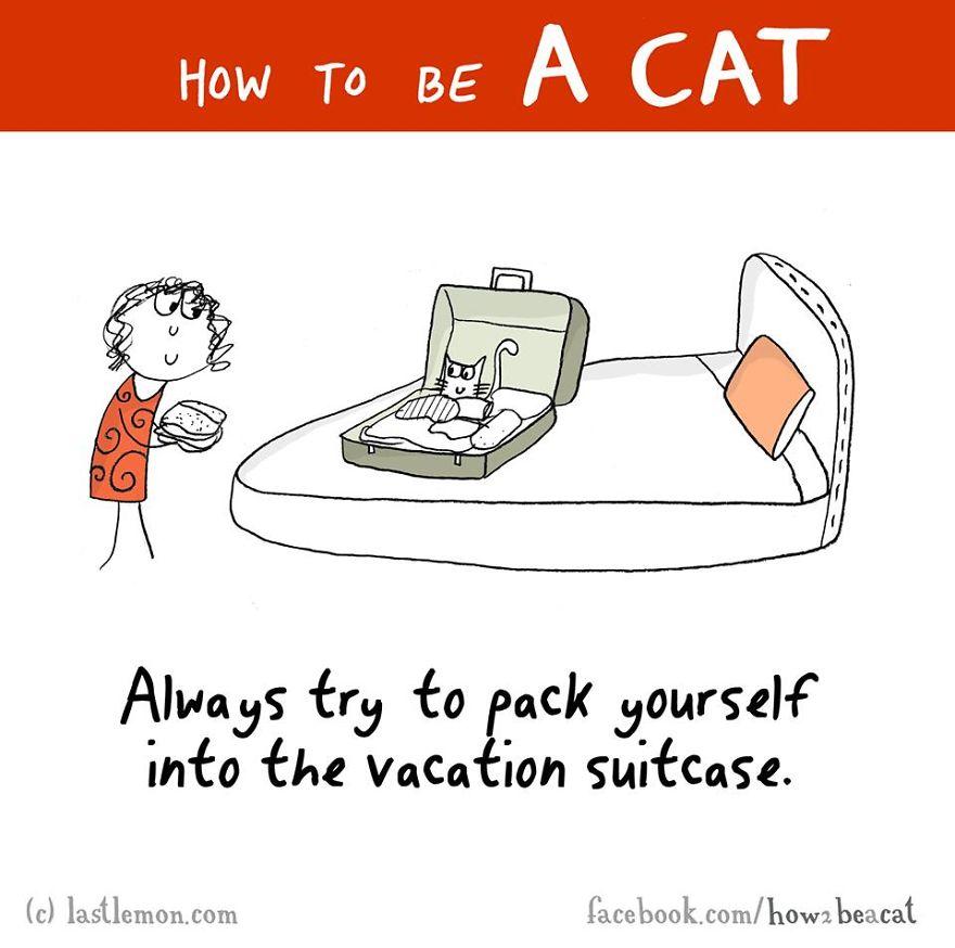 """""""Cerca sempre di metterti dentro la valigia delle vacanze."""""""