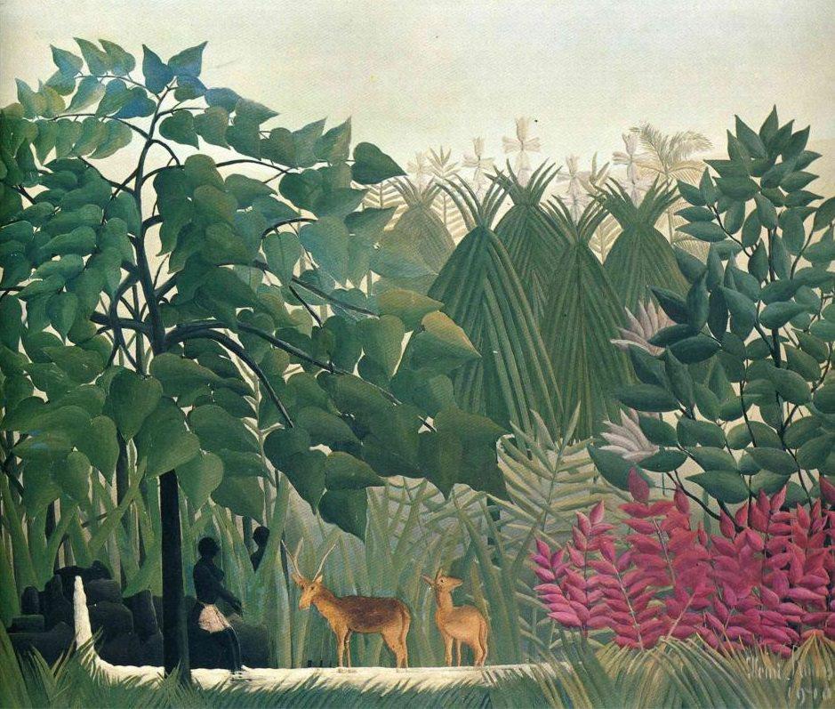 """""""La cascata"""", 1910"""