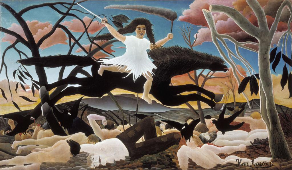 """""""La guerra"""", 1894"""