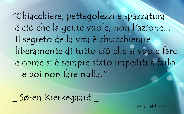 Soren Kierkegaard Biografia Pensiero E Citazioni