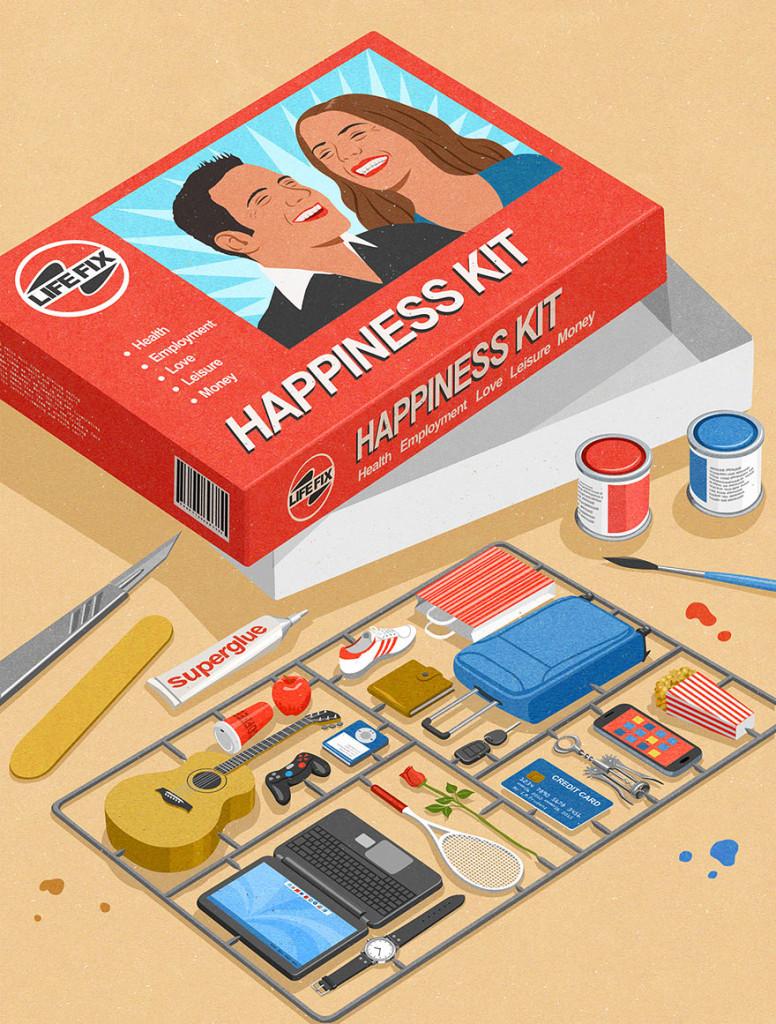 """""""Il kit della felicità"""""""